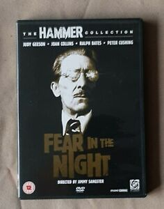 Fear In The Night (DVD, 2007) The Hammer Collection