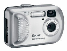 Kodak Easyshare CX6200 2MP Digital Compact Camera with Carry Strap