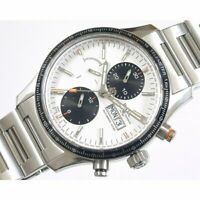 BALL WATCH Stokeman Storm Chaser Pro CM3090C-S1J-WH Automatic White Dial