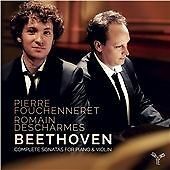 Beethoven: Complete Sonatas for Violin and Piano, Pierre Fouchenneret, Romain De