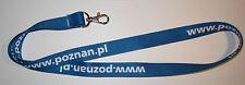 Poznan Posen Polen Schlüsselband Lanyard NEU (A28)