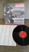 NICK KAMEN US LP VINYL 1988 ORIGINAL SPANISH FIRST PRESS VG+/VG+