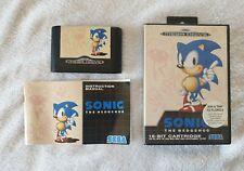 Sonic 1 (sega mega drive-pal) COMPLETE