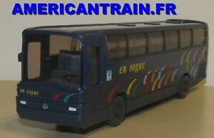 Bus MB O 303 RHD Reisebus « En Vogue » HO 1/87 Wiking