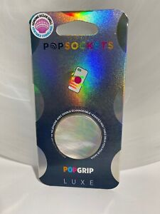 """Popsockets Popgrip """"Mother Of Pearl""""Swappable Top"""