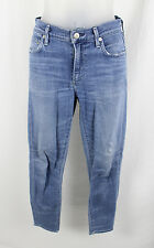 Citizens of Humanity Women's Light Wash Rocket Crop High Rise Skinny Jean 27