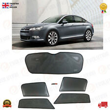 BRAND NEW CITROEN C5 SUNSHADE SET / SUN VISOR SETS 5 WINDOWS/ 5 PCS 2009 TO 2011