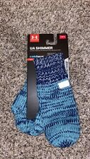 Under Armour Girls One Size Shimmer Mittens Gloves New
