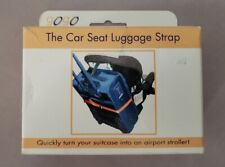 Go-Go Babyz Csls Travelmate Car Seat Luggage Strap Orange