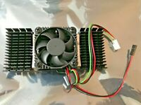 BRAND NEW OEM DIRECT SLOT 1 CPU HEATSINK  WITH COOLING FAN - USA SELLER