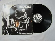 "SPECIALS 12"" GHOST TOWN EP 2 tone / chs TT 1217   ......45rpm"