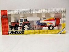 Joal  Compact 'Ebro 6100 Farm Tractor & Pulveriisel Tank Trailer'  Die-cast 1/38