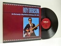 ROY ORBISON for the lonely - anthology 1956-1965 DOUBLE LP EX/EX, R1 71493 vinyl
