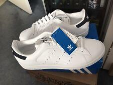 Adidas Stan Smith White/Navy Size 10 NEW