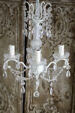 Kronleuchter Lüster Leuchter Shabby Vintage Deko Landhaus Brocante