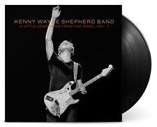 """KENNY WAYNE SHEPHERD BAND A LITTLE SOMETHING FROM VINILE EP 12"""" NUOVO SIGILLATO"""