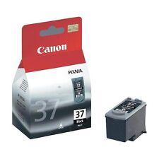 Canon PG-37 - Cartucho de tinta original negro 2145B001