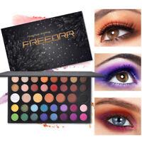 FREEORR 39 Colors Eyeshadow Palette James Charles Matte Glitter Makeup Shimmer