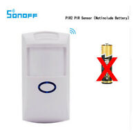 Sonoff PIR2 Wireless Motion Sensor Infrared Detector Gate Entry Alarm Security