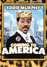 COMING TO AMERICA DVD * Brand new* FAST SHIP