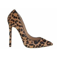 Tony Bianco 'Leola' Pump High Heels in Leopard Pony Skin sz 9