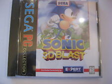Sonic 3D Blast Sega PC Collection New PC Game CD-ROM