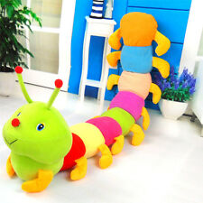 Jumbo Colorful Caterpillar Plush Soft Toy 3 Feet Size