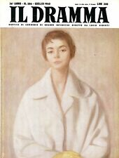 ELIO TALARICO : PROMETEUS > IL DRAMMA N.286 LUGLIO 1960