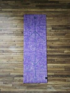 Sustainable Yoga Mat Focused Lyfe Amethyst