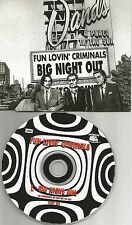 FUN LOVIN CRIMINALS Big Night Out EUROPE Cd single USA Seller TOM PETTY trk 1998