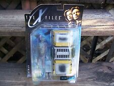 The X Files Action Figure - Fireman - Fight the Future   TMP International 1998