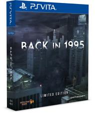 Back In 1995 PS Vita Super Rare Collectors Edition Limited Run Games
