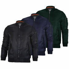 Bomber, Harrington Nylon Regular Coats & Jackets for Men