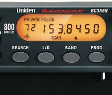 Base Mobile Scanner Emergency CB Radio Reciever Action Police Safety RF Call Car
