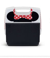 Minnie Mouse Special Edition 7 Qt Igloo Cooler! Sold Out! Soo Cute!
