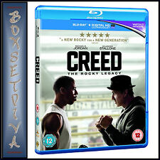 CREED - THE ROCKY LEGACY  *BRAND NEW BLURAY **