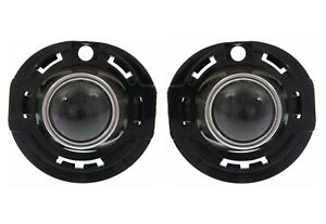 Left & Right Genuine Mopar Fog Lights Lamps Pair Set For Jeep Compass Dodge Dart