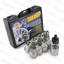 4x TRILOCK O/E Spec Alloy Locking Wheel Nuts (M12x1.5) fits HYUNDAI COUPE