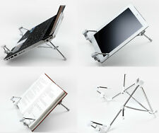 Book Stand Laptop Tablet PC Stand Multipurpose Book Holder Carriable