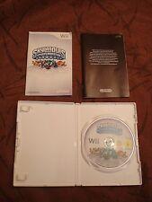 Nintendo Wii Game SkyLanders Spyro's Adventures PAL