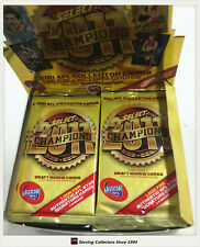 2011 Select AFL Champions Trading Cards Sealed Loose Packs Unit of 4--packs