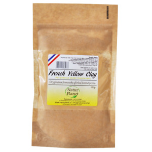 Natur Planet Yellow Cosmetic Clay 100g