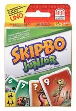 Mattel T1882 - SKIP BO Junior, NUEVO / embalaje original