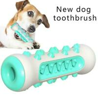 Training Rubber Tooth Cleaning Toy Dog Chew For Aggressive Treat Best S9J3