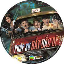 Phap Su Bat Dac Di  -  Phim Hong Kong (TVB)
