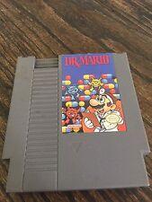 Dr. Mario Original Nintendo NES Game Cart NE4
