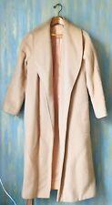 Vintage Stevens Forstmann Youthcraft Wool Cream Coat