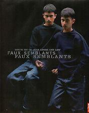 Publicité 1998  LEVI'S jean 520 vetement chaussure collection mode