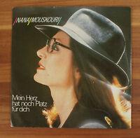 """Single 7"""" Vinyl Nana Mouskouri - Mein Herz hat noch Platz für dich"""