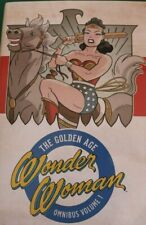 Wonder Woman - The Golden Age Omnibus Volume 1 - Hardcover - Free Postage